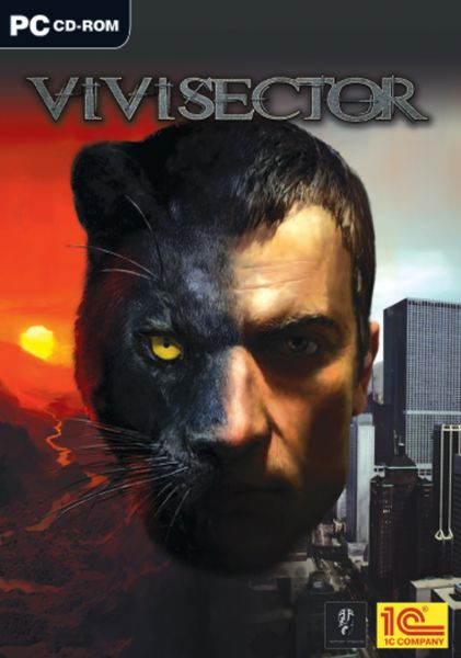 Poster Vivisector: Beast Within (2005)