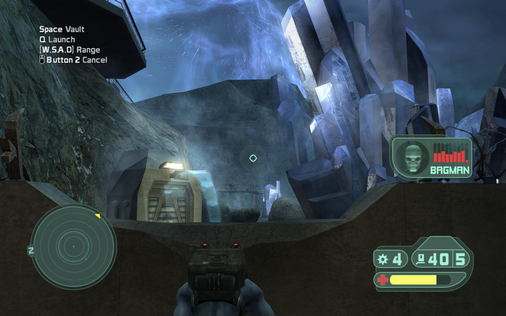 Screenshot for the game Rogue Trooper (2006) PC | Rip от R.G. Механики