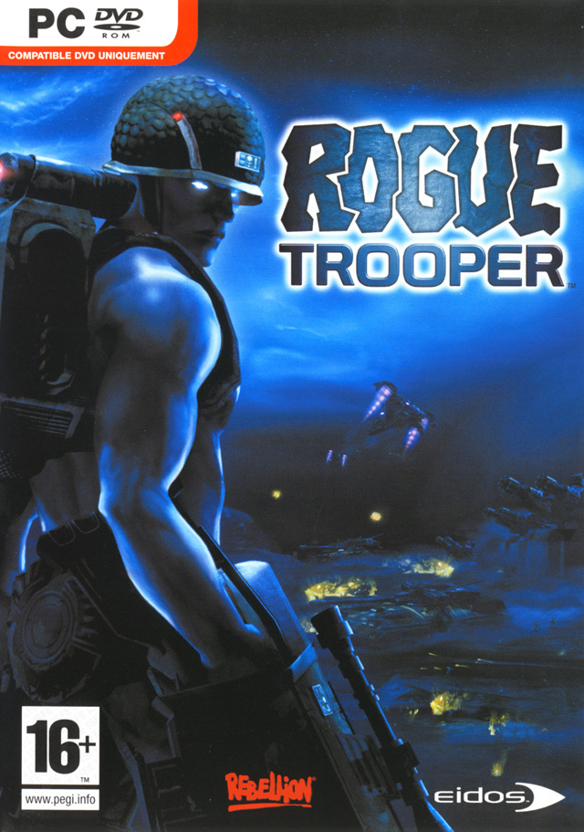 Cover Rogue Trooper (2006) PC | Rip от R.G. Механики