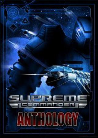 Poster Supreme Commander: Antology (2007)