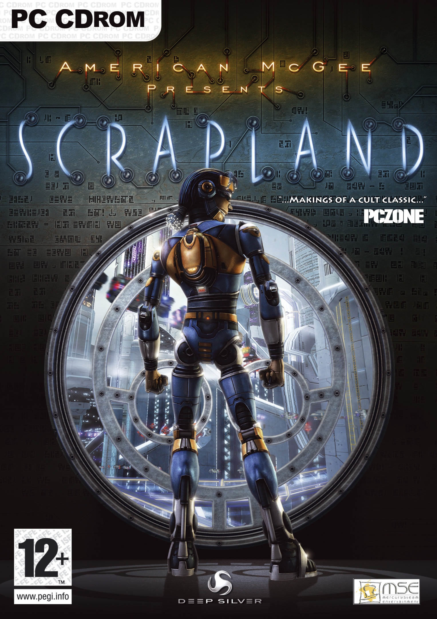 Cover Scrapland (2005) PC | RePack от R.G. Механики