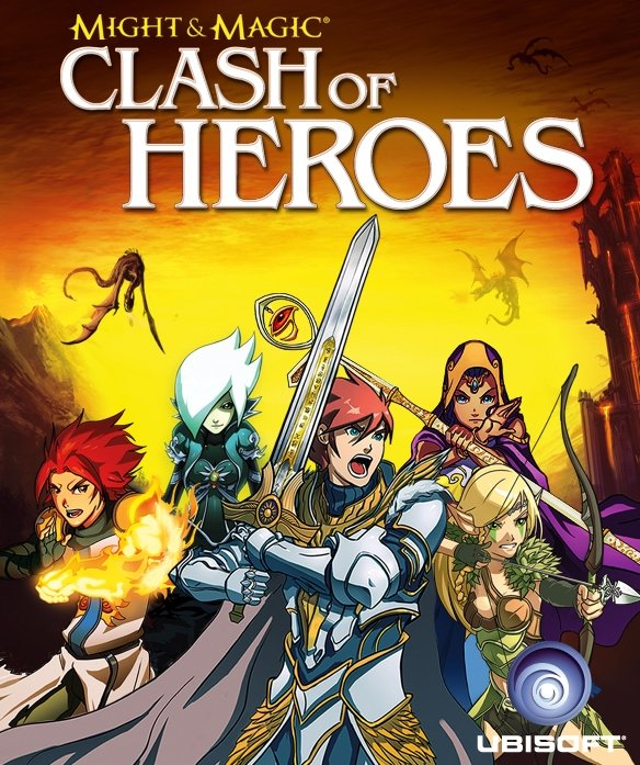 Poster Might and Magic: Clash of Heroes (2011)