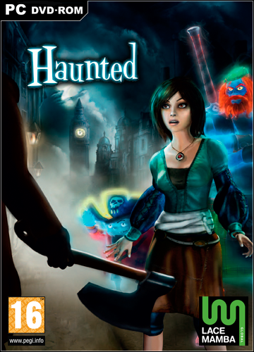 Cover Haunted (2012) PC | Rip от R.G. Механики