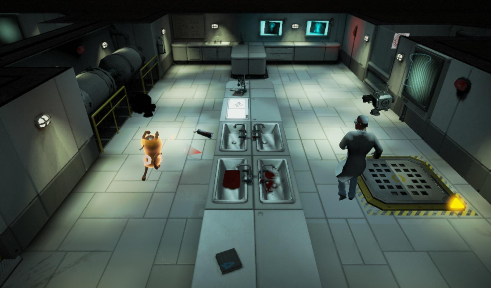 Screenshot for the game WARP (2012) PC | RePack от R.G. Механики