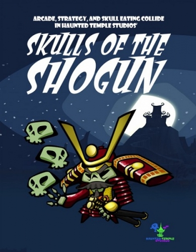 Poster Skulls of the Shogun (2013)