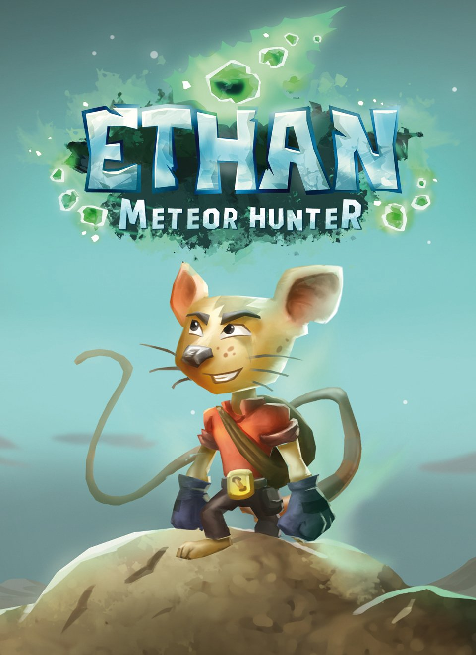 Poster Ethan: Meteor Hunter (2013)