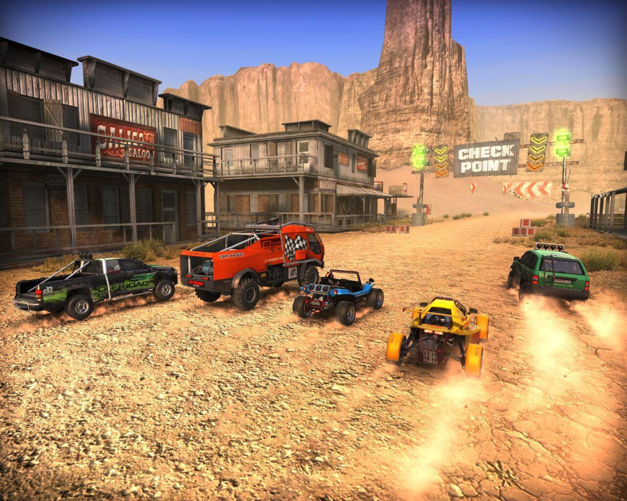 Screenshot for the game Insane 2 (2011) PC | RePack от R.G. Механики