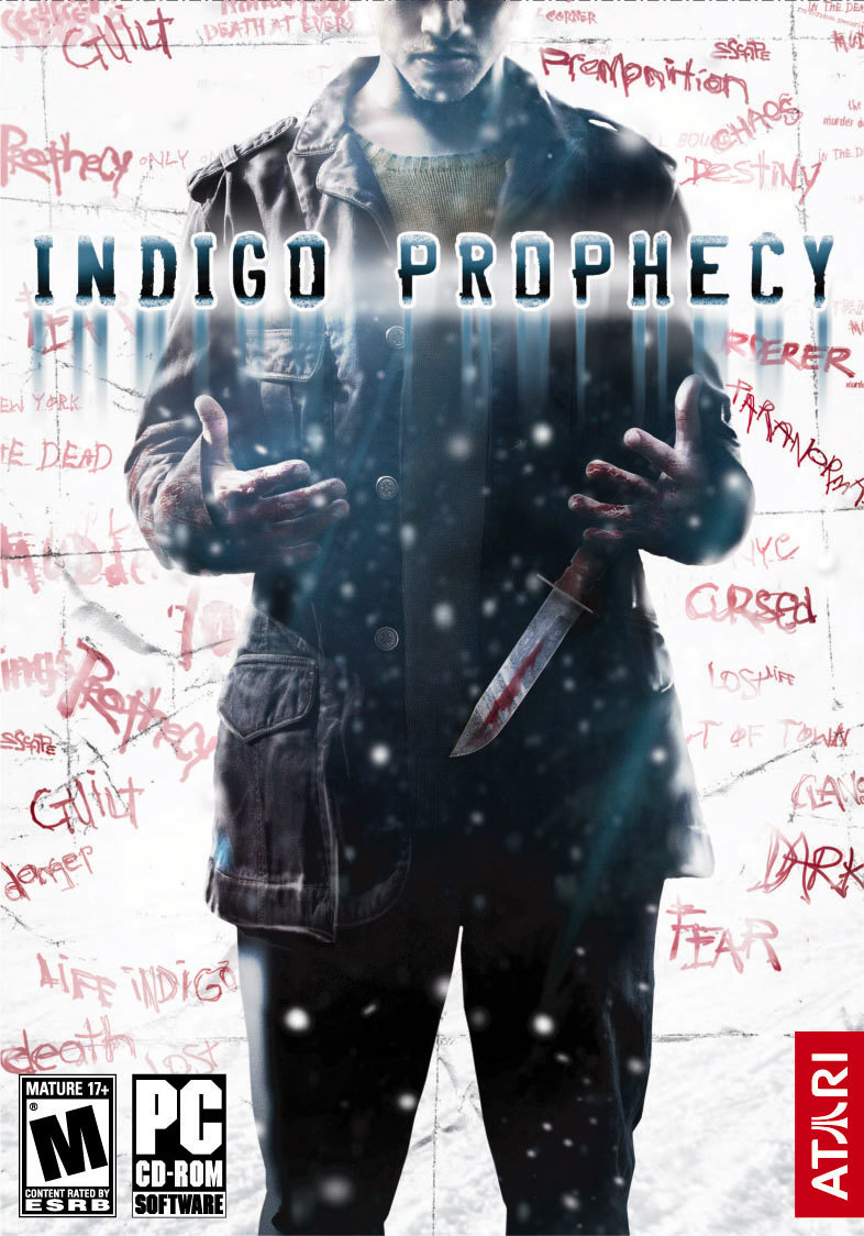 Poster Fahrenheit: Indigo Prophecy Remastered (2015)
