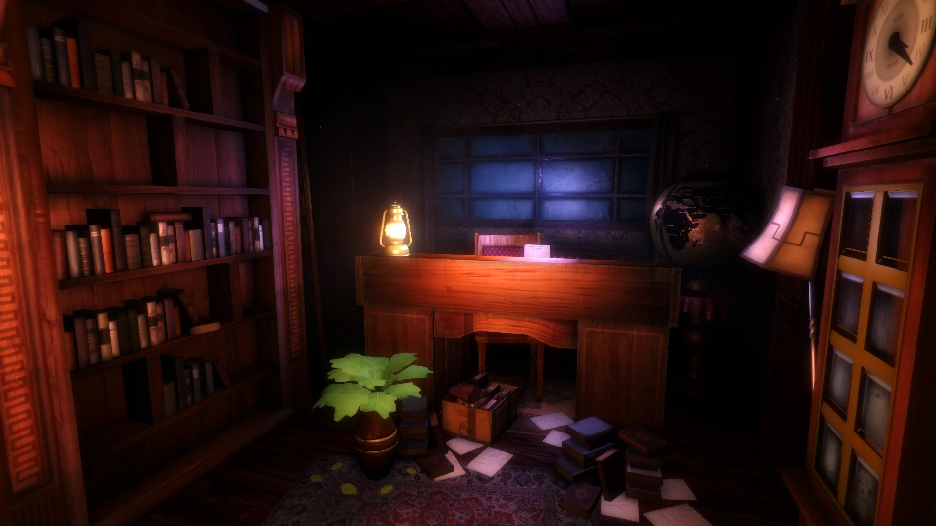 Screenshot for the game The Guest (2016) PC | RePack от R.G. Механики