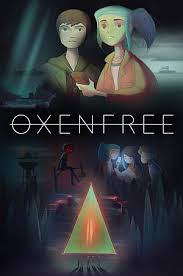 Poster Oxenfree (2016)