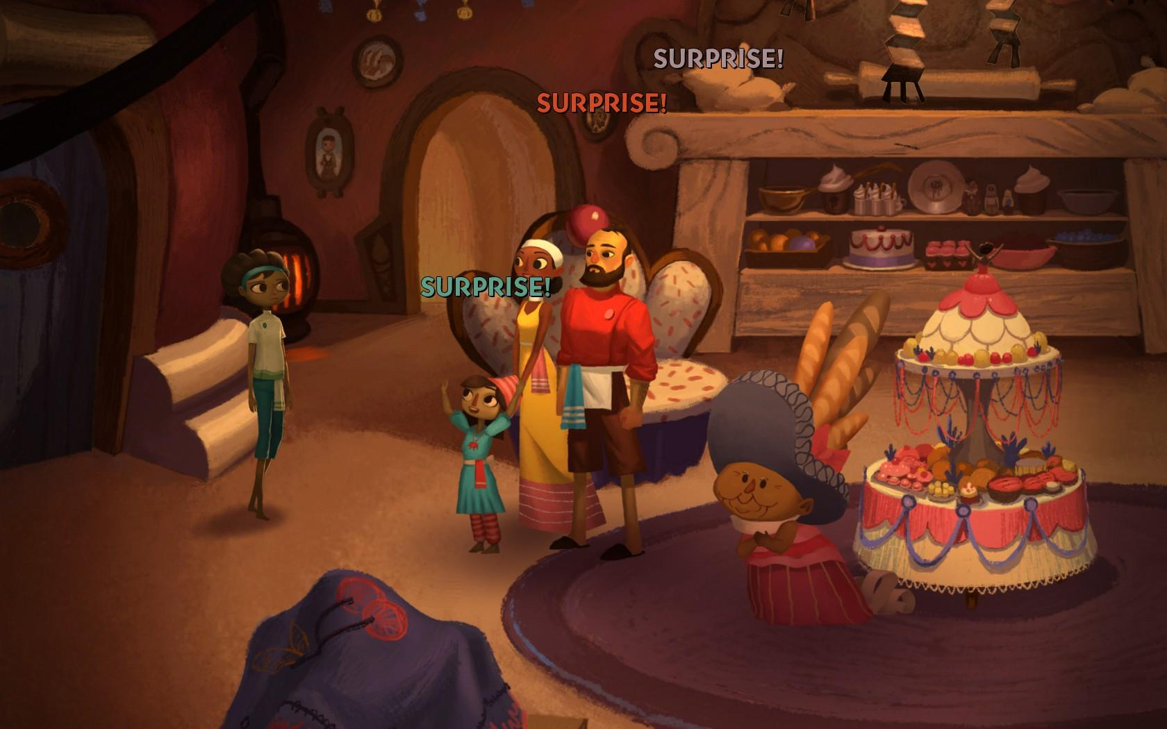 Screenshot for the game Broken Age: Complete (2014) PC | RePack от R.G. Механики
