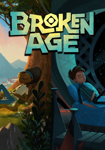 Cover Broken Age: Complete (2014) PC | RePack от R.G. Механики
