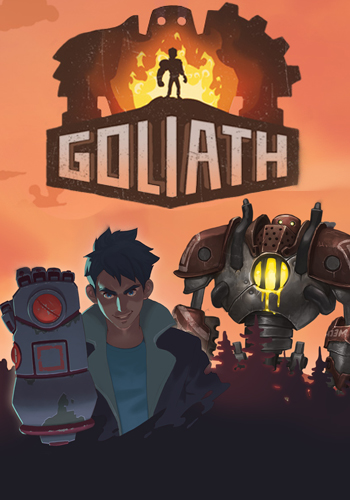 Cover Goliath (2016) PC | RePack от R.G. Механики