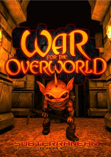 Poster War for the Overworld (2015)