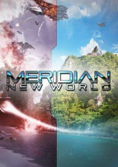 Poster Meridian: New World (2014)
