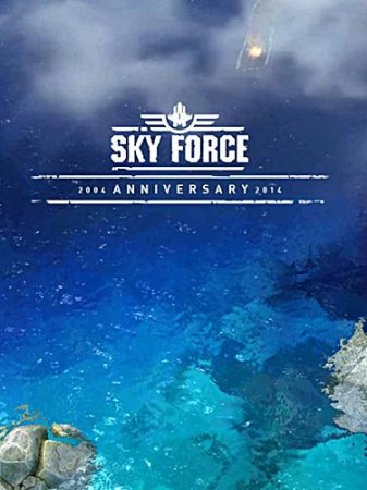 Poster Sky Force Anniversary (2015)