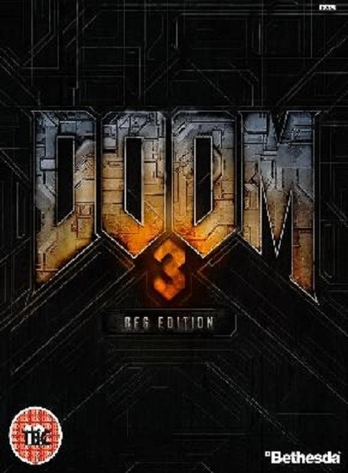 Cover Doom 3 BFG Edition (2012) PC | RePack от R.G. Механики