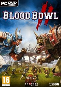 Cover Blood Bowl 2 [v 3.0.219.2 + 17 DLC] (2015) PC | RePack from R.G. Mechanics