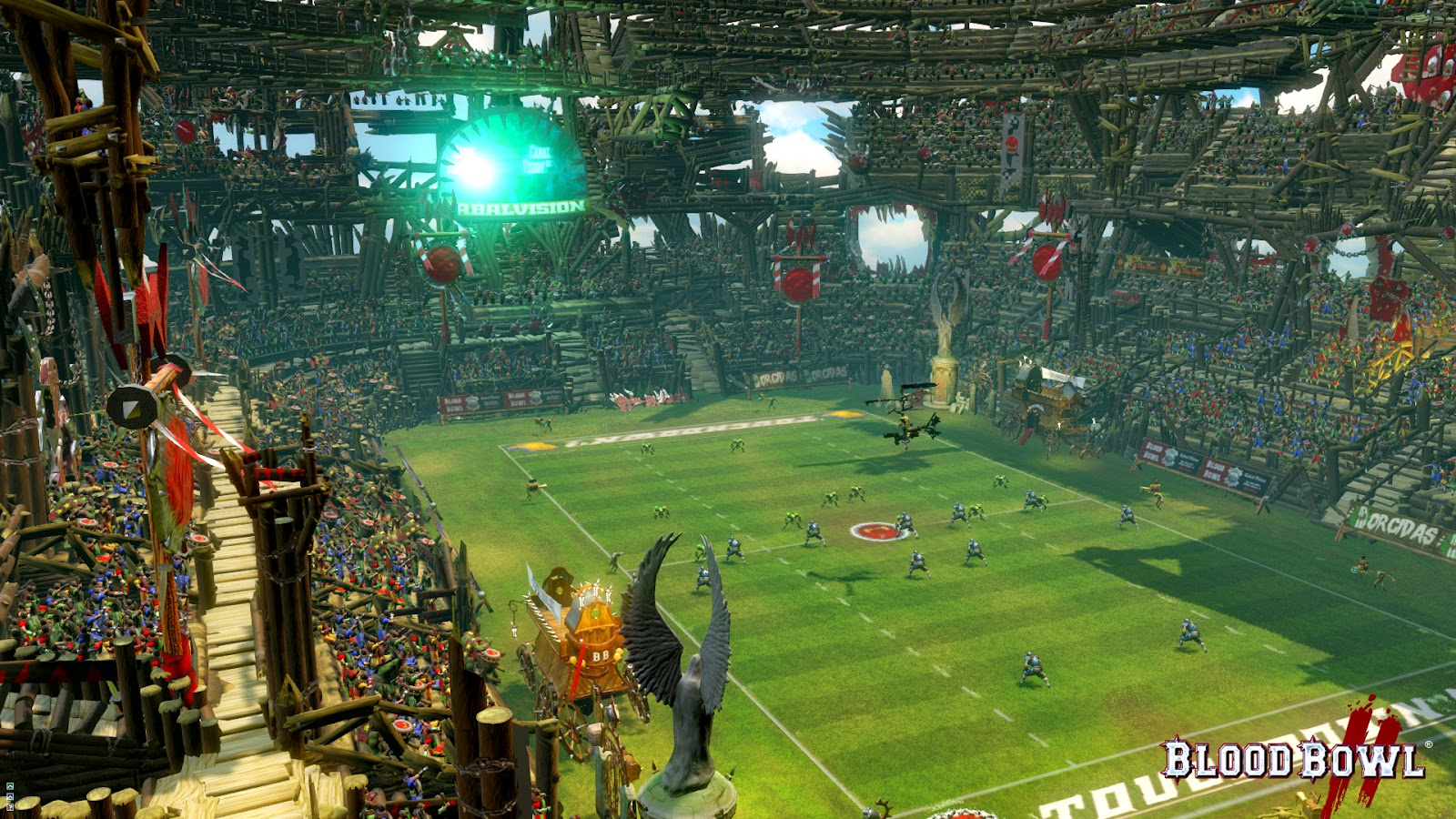 Screenshot for the game Blood Bowl 2 [v 3.0.219.2 + 17 DLC] (2015) PC | RePack from R.G. Mechanics