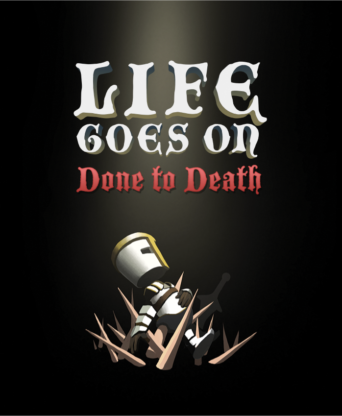 Cover Life Goes On: Done to Death (2014) PC | RePack от R.G. Механики