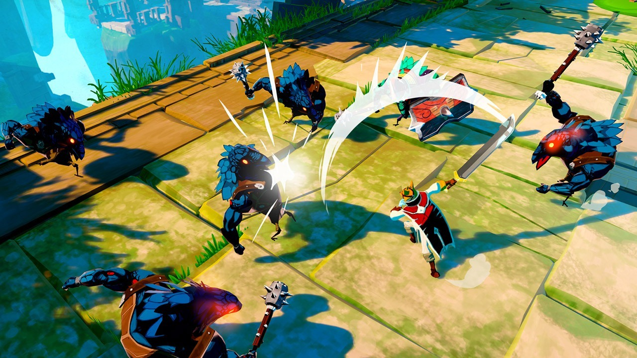 Screenshot for the game Stories: The Path of Destinies [Update 4] (2016) PC | RePack from R.G. Mechanics