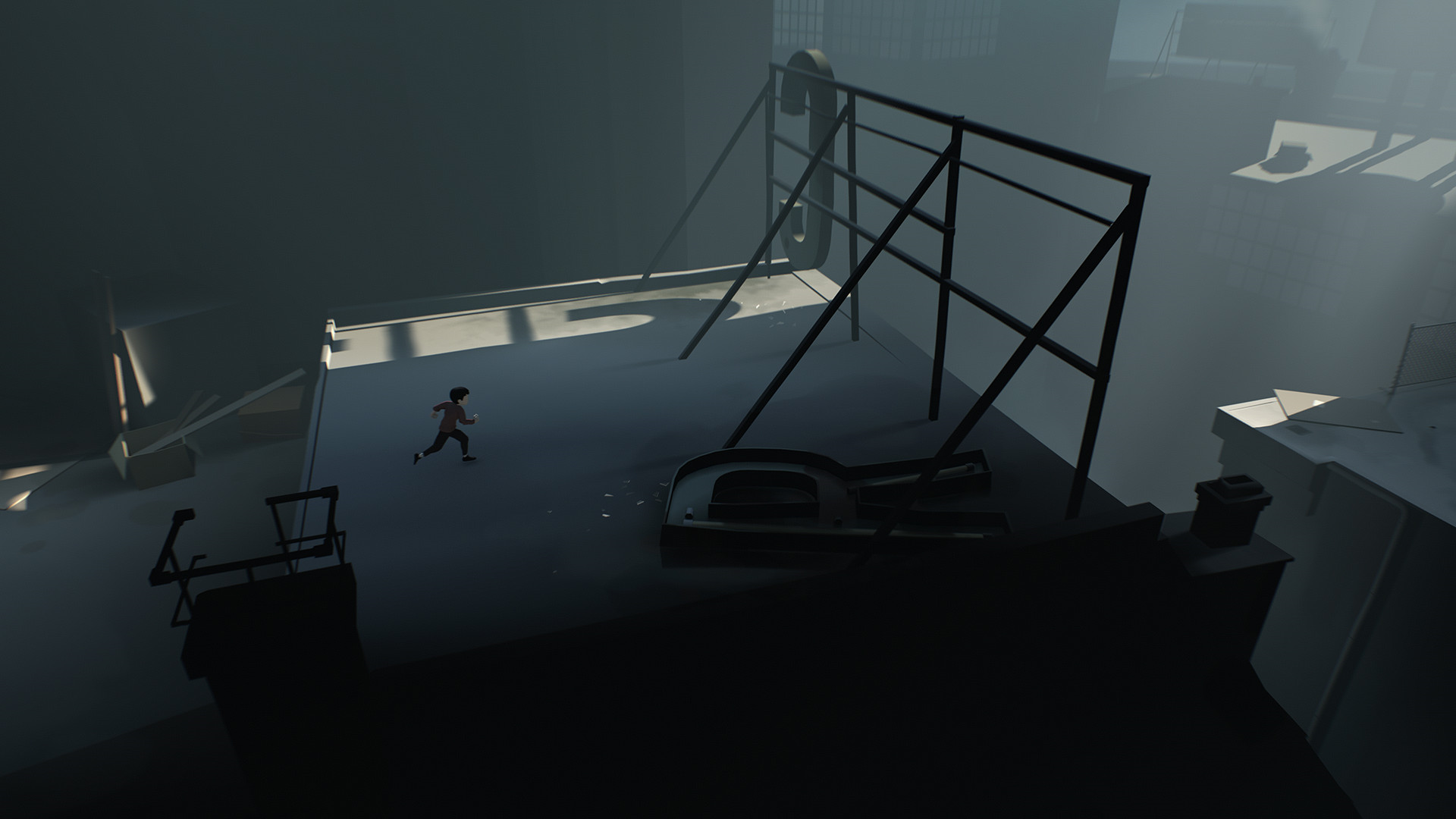 Screenshot for the game Inside (2016) PC | RePack от R.G. Механики