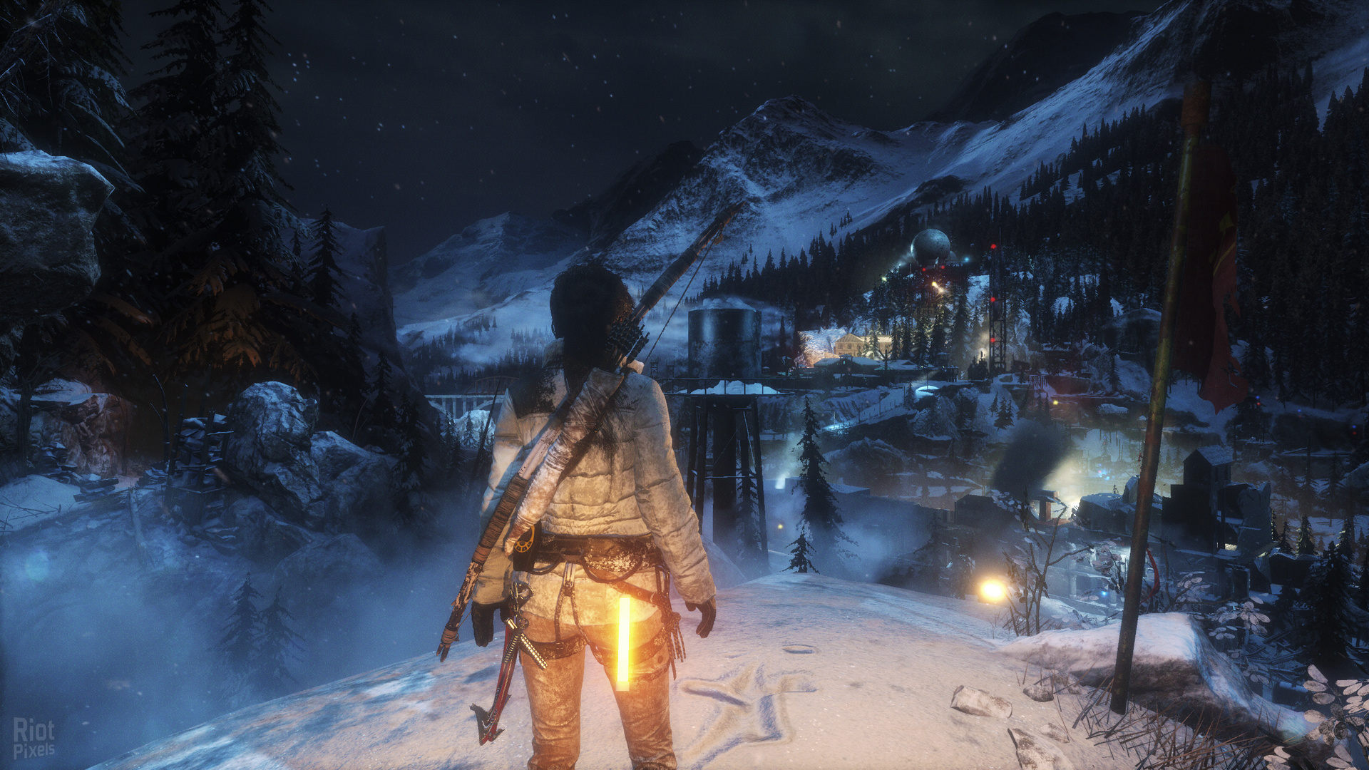 Screenshot for the game Rise of the Tomb Raider: Digital Deluxe Edition (2016) PC | RePack от R.G. Механики