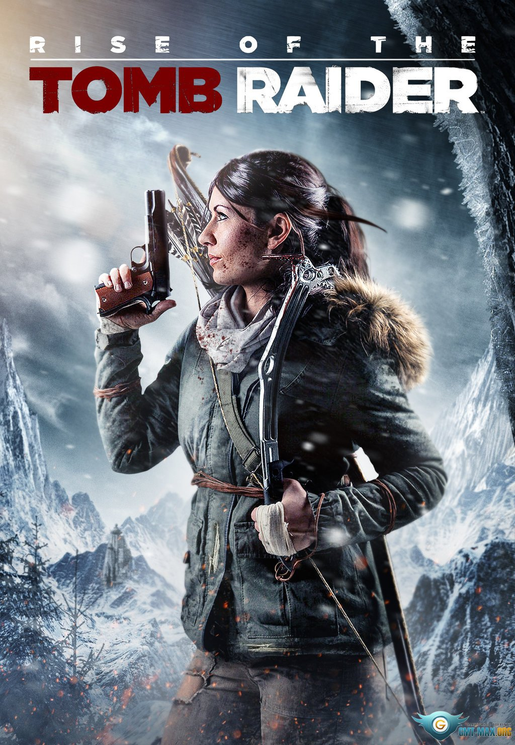 Cover Rise of the Tomb Raider: Digital Deluxe Edition (2016) PC | RePack от R.G. Механики