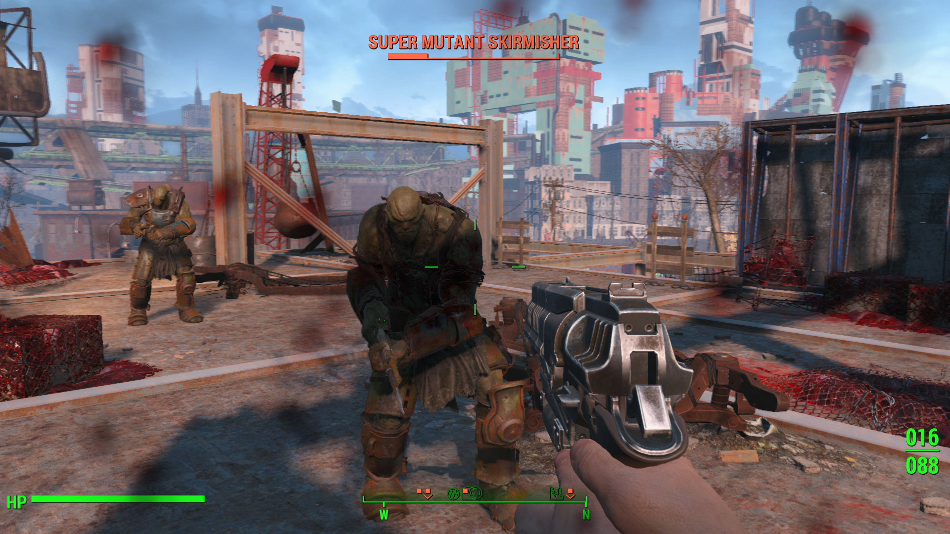 Screenshot for the game Fallout 4 [v 1.7.15.0.1 + 6 DLC] (2015) PC | RePack от R.G. Механики