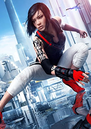 Cover Mirror's Edge - Catalyst (2016) PC | RePack от R.G. Механики