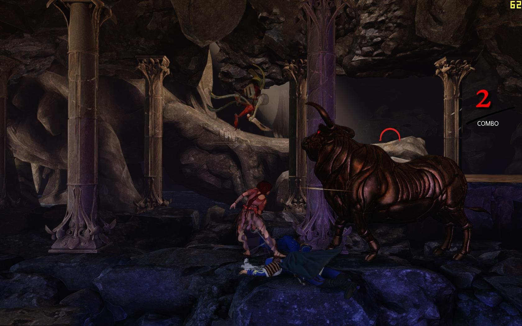 Screenshot for the game Abyss Odyssey (2014) PC | RePack от R.G. Механики