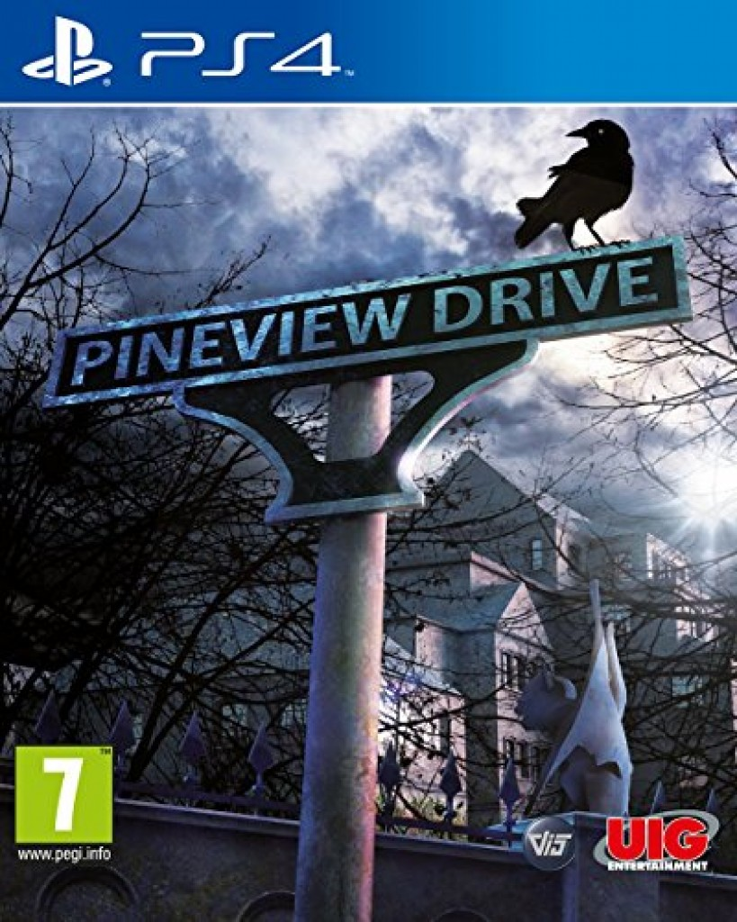 Poster Pineview Drive (2014)