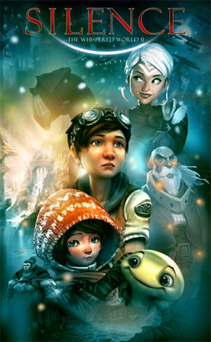 Poster Silence: The Whispered World 2 (2016)