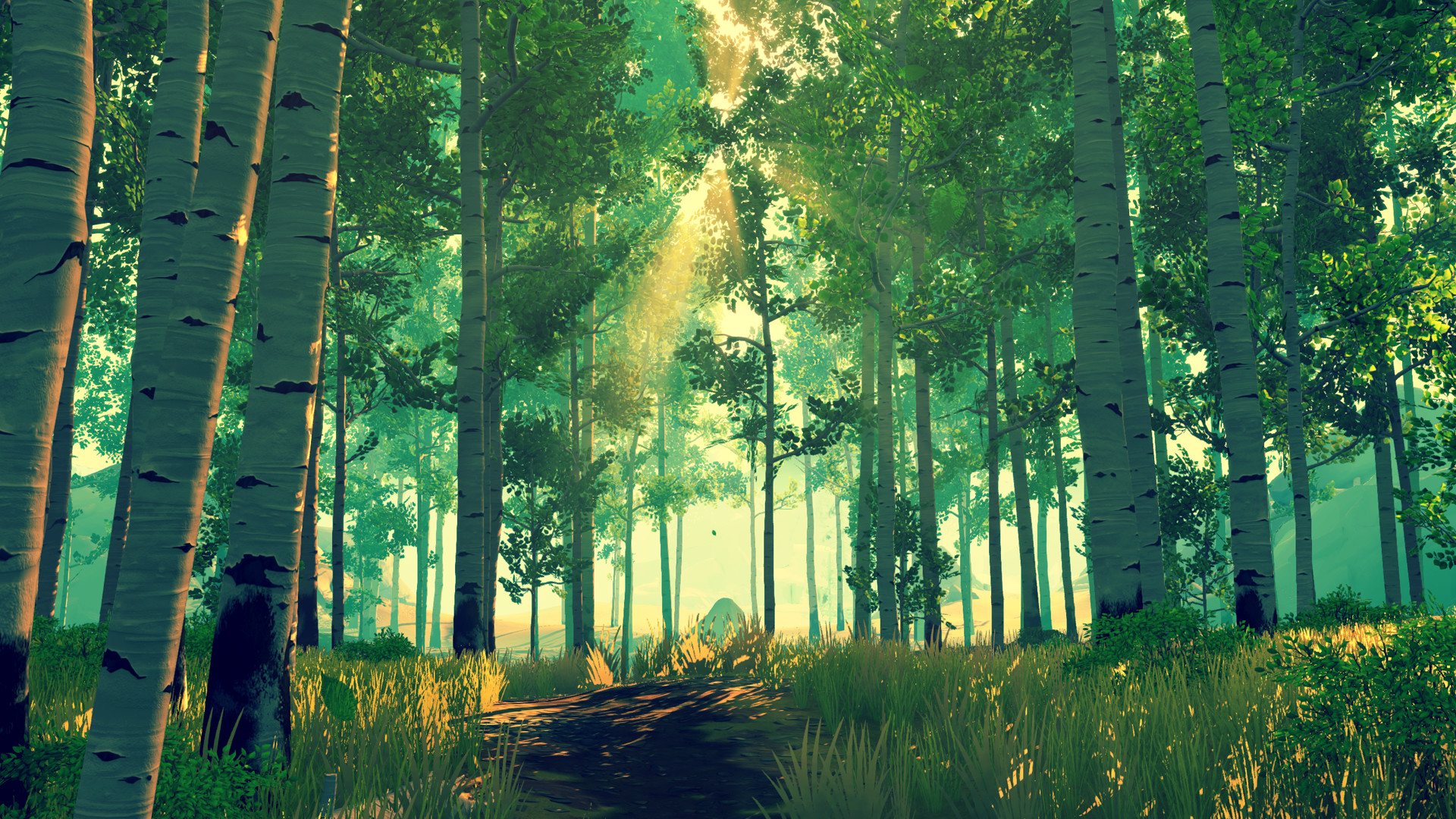 Screenshot for the game Firewatch [v 1.09] (2016) PC | RePack by R.G. Mechanics