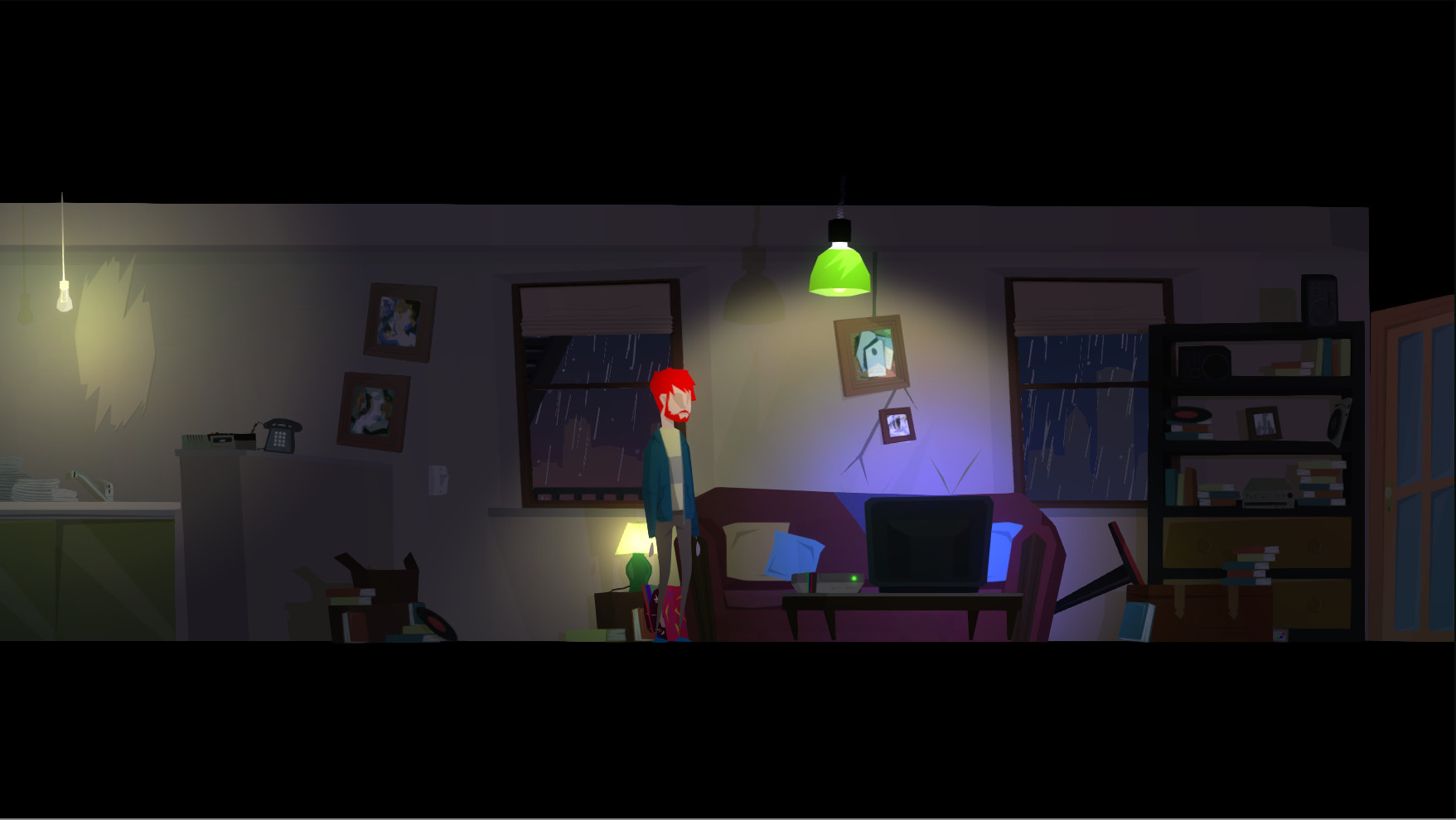 Screenshot for the game Between Me and The Night (2016) PC | RePack от R.G. Механики