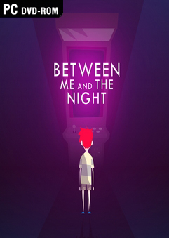 Poster Between Me and The Night (Lace Games, KISS ltd)