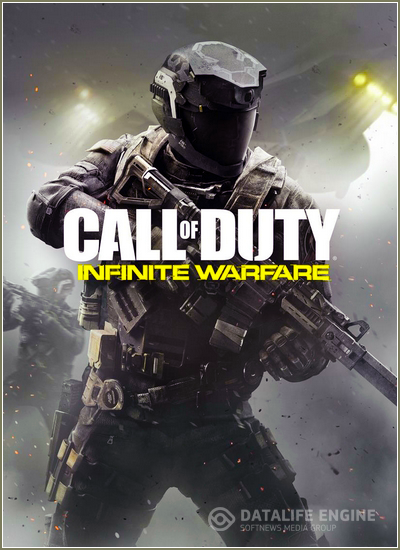 Cover Call of Duty: Infinite Warfare - Digital Deluxe Edition (2016) PC | RiP от R.G. Механики