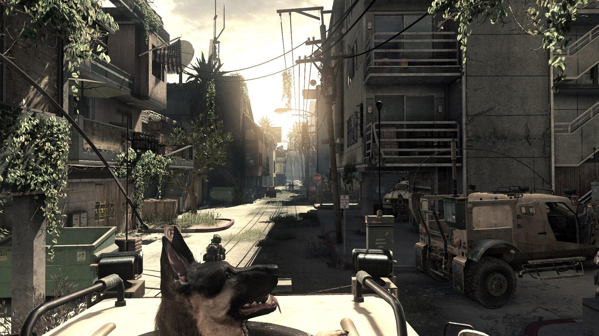 Screenshot for the game Call of Duty: Ghosts - Ghosts Deluxe Edition [Update 21] (2013) PC | Rip от R.G. Механики