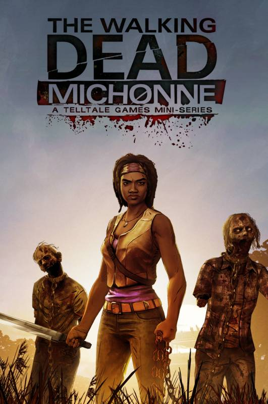 Cover The Walking Dead: Michonne - Episode 1-3 (2016) PC | RePack от R.G. Механики