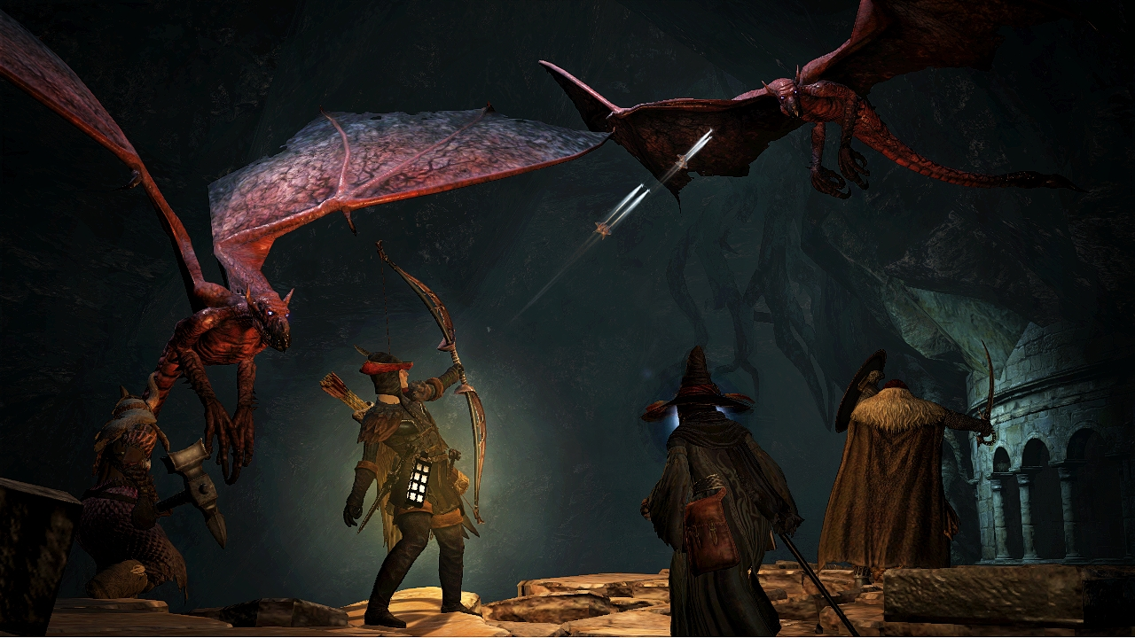Screenshot for the game Dragon's Dogma: Dark Arisen [Update 3] (2016) PC | RePack от R.G. Механики