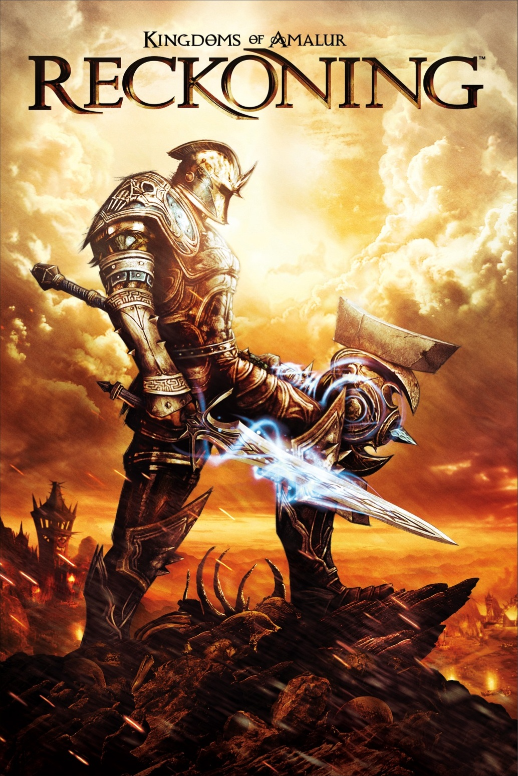 Poster Kingdoms of Amalur: Reckoning (2012)