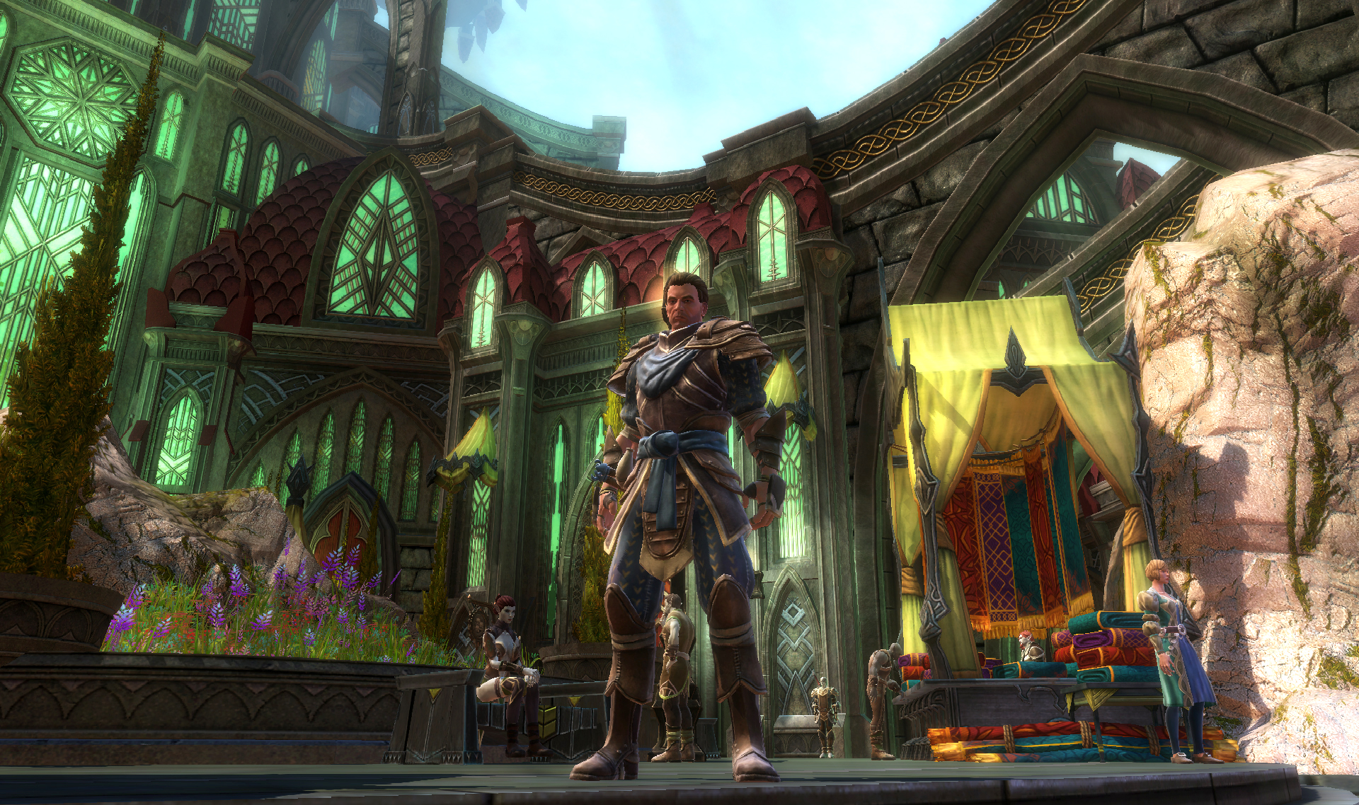 Screenshot for the game Kingdoms Of Amalur: Reckoning (2012) PC | RePack от R.G. Механики