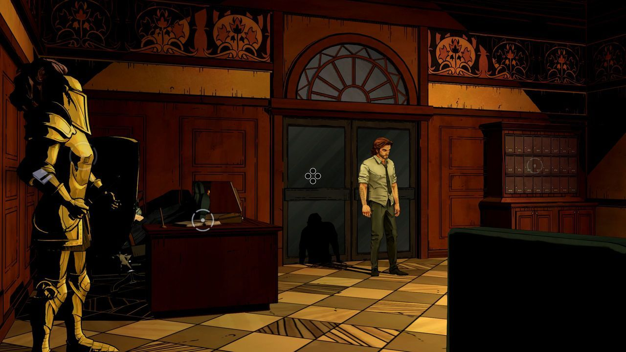 Screenshot for the game The Wolf Among Us: Episode 1-5 (2013) PC | RePack от R.G. Механики