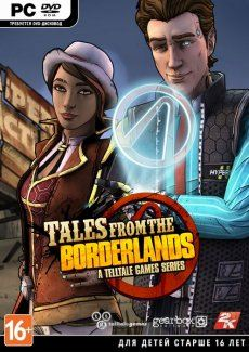 Poster Tales from the Borderlands: Episode 1-5 (2014)