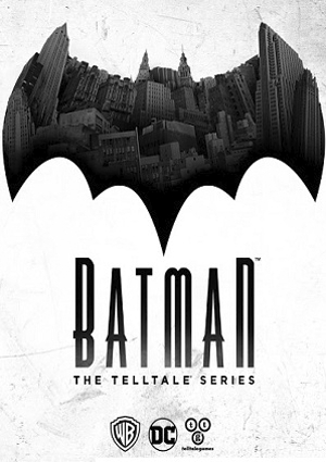 Poster Batman: The Telltale Series - Episode 1-5 (2016)