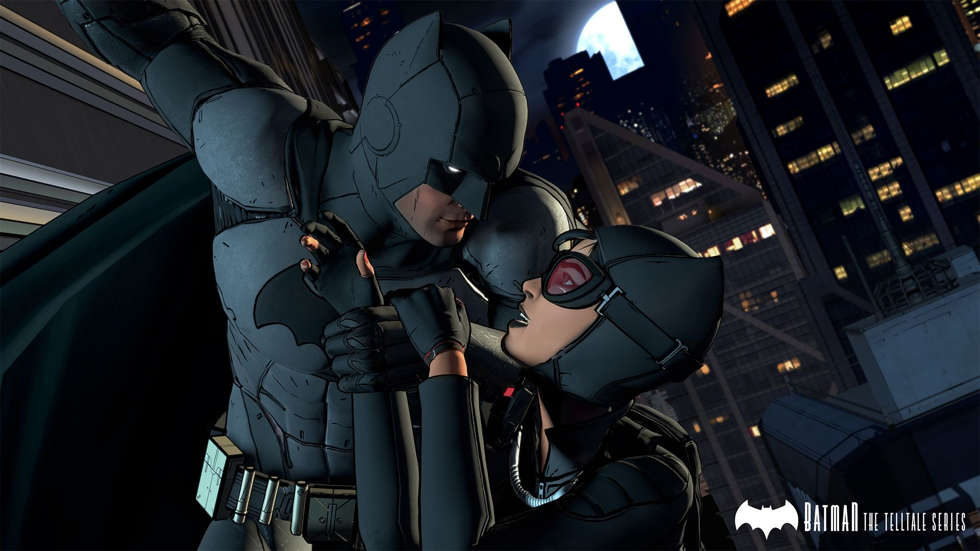 Screenshot for the game Batman: The Telltale Series - Episode 1-5 (2016) PC | RePack от R.G. Механики