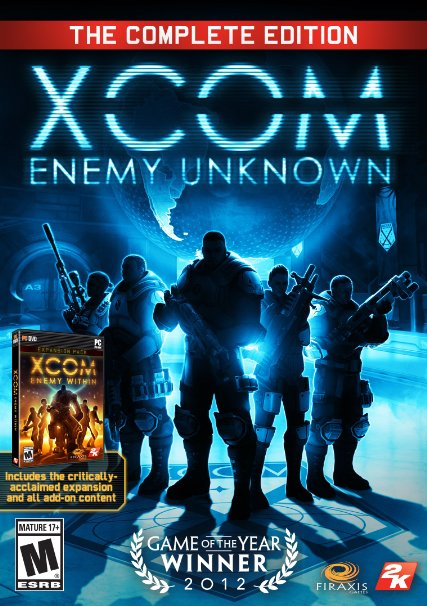 Poster XCOM: Enemy Unknown - The Complete Edition (2012)