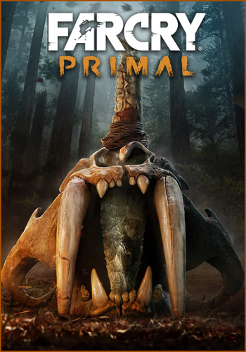 Cover Far Cry Primal: Apex Edition