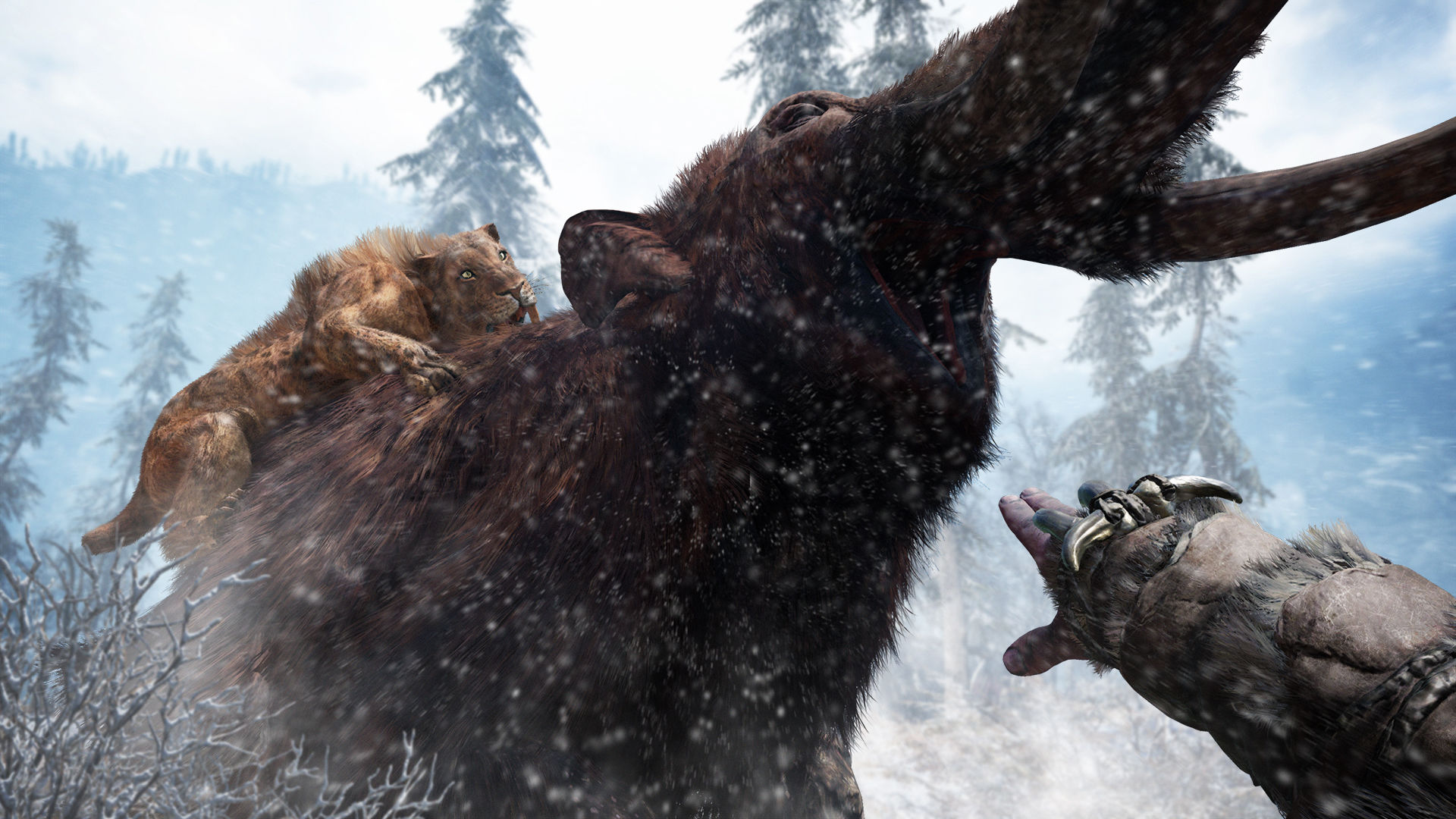 Screenshot for the game Far Cry Primal: Apex Edition (2016) PC | RePack от R.G. Механики