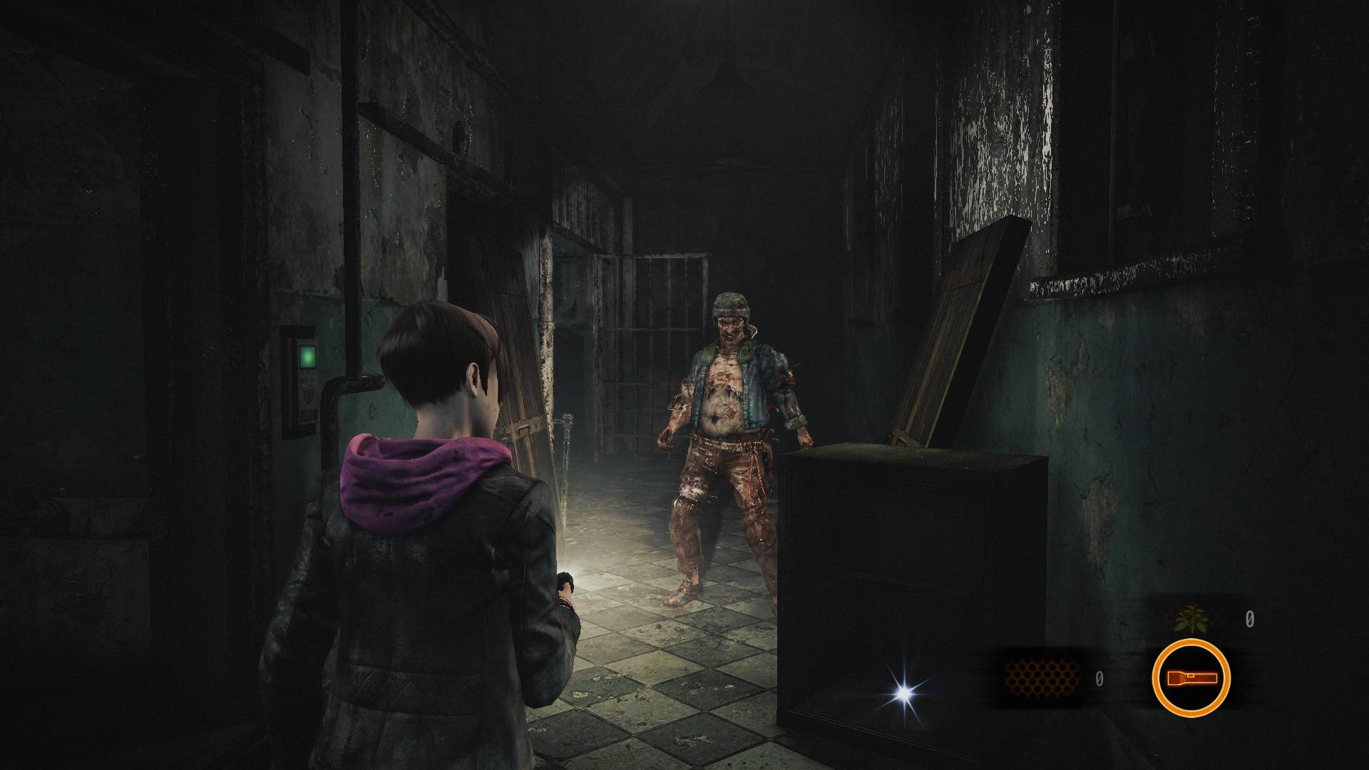 Screenshot for the game Resident Evil Revelations 2: Episode 1-4 (2015) PC | RePack от R.G. Механики